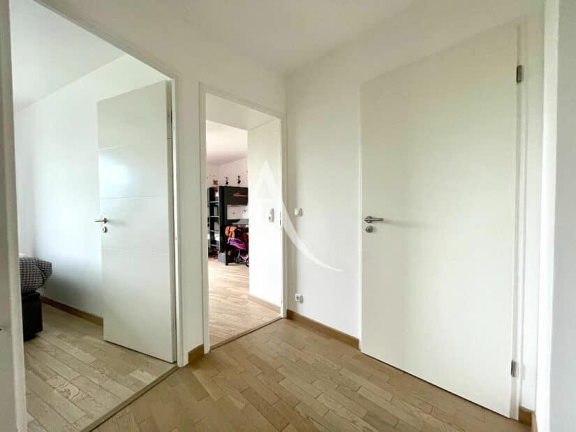 maison alfort appartement a vendre: 3 pièces 67 m², entrée lumineux, parquet au sol