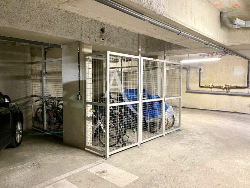 appartement à vendre maison alfort: 3 pièces 67 m², local pour vélos, scooters ou motos