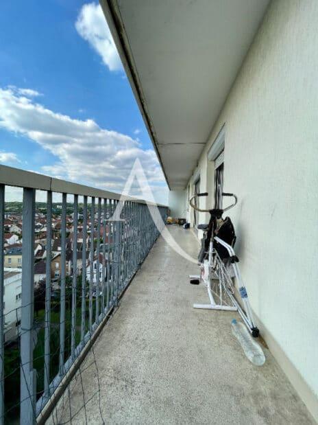 vente appartement 94700: 4 pièces 73 m², grande terrasse, vue panoramique sur paris