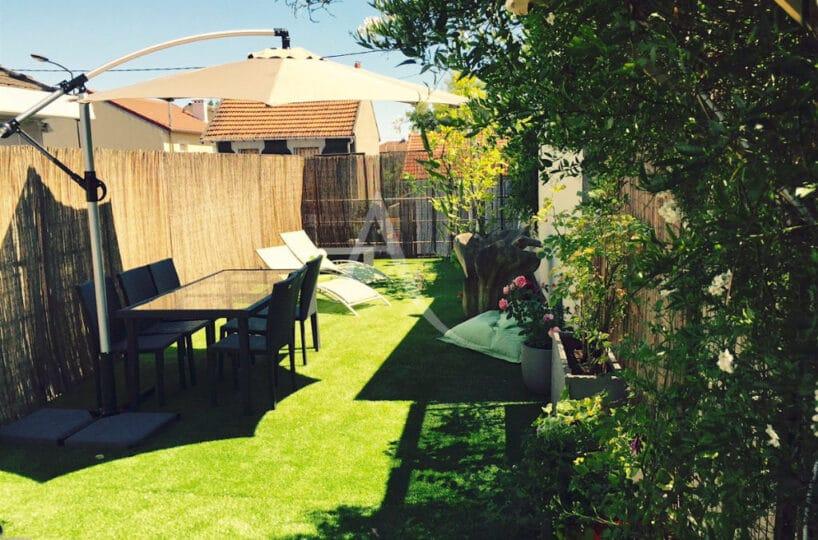 agence de location appartement: 4 pièces 144 m², entrée indépendante par terrasse de 46 m²