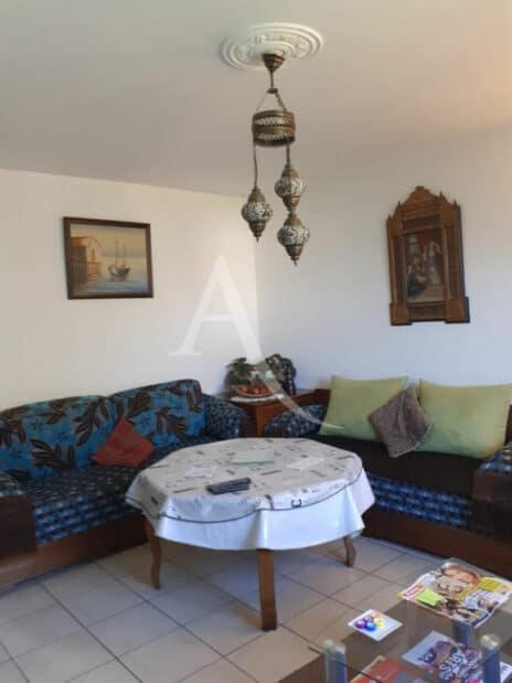 achat appartement maison alfort: 3 pièces 54 m², séjour avec carrelage au sol