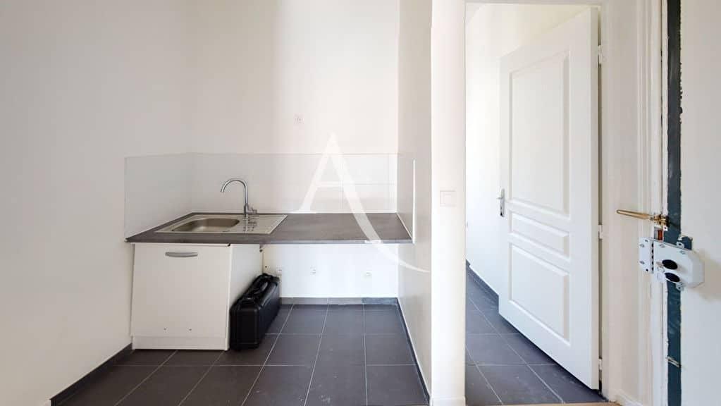 appartement a vendre alfortville: 2 pièces 36 m², belle cuisine traversante