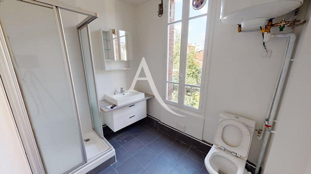 appartement à vendre à alfortville: 2 pièces 36 m², salle d'eau avec douche et wc