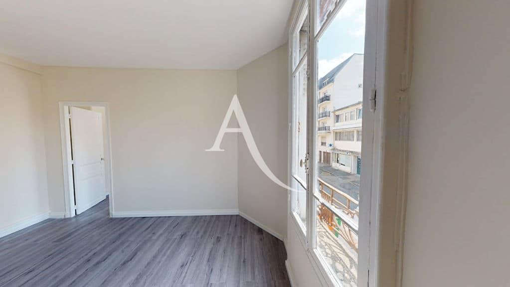 alfortville vente appartement: 2 pièces 36 m², chambre lumineuse, parquet au sol