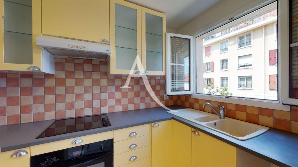 alfortville appartement location: 2 pièces 44 m², cuisine indépendante toute équipée