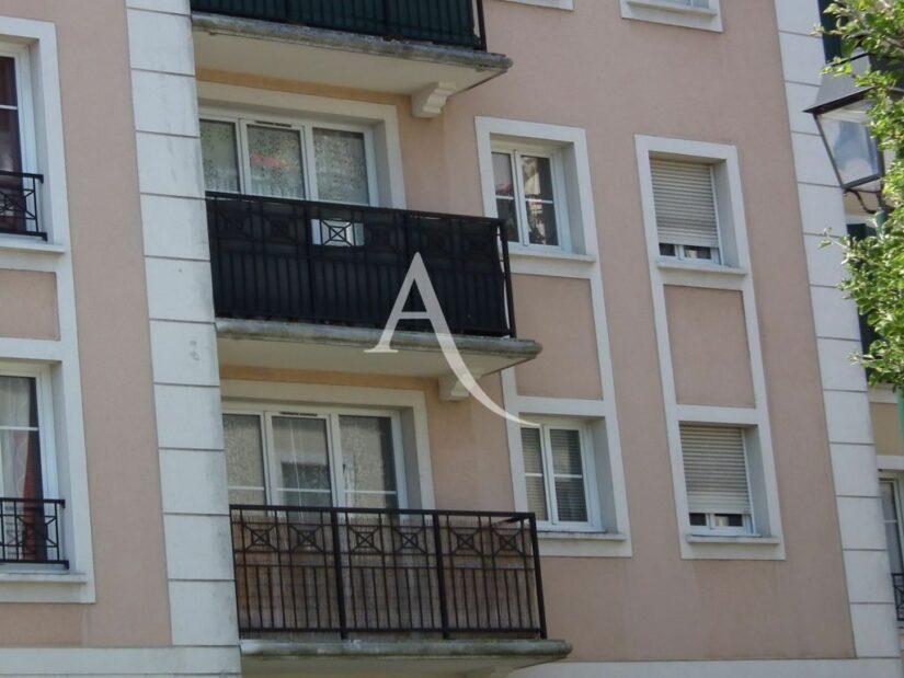appartement alfortville: 2 pièces 44 m² avec balcon, résidence calme et sécurisé