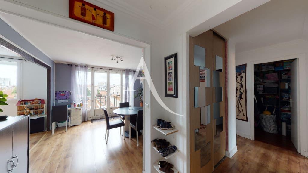achat appartement maison alfort: 3 pièces 68 m², entrée avec rangements