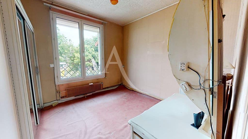 maison a vendre alfortville: 5 pièces 90 m², chambre à coucher avec penderie encastrée