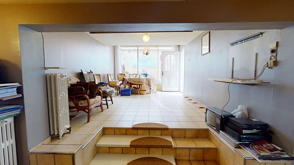 vente pavillon alfortville: 5 pièces 90 m²,  salon / séjour séparés par une ouverture