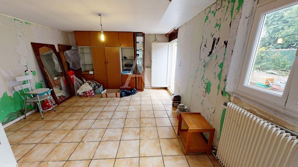 pavillon a vendre alfortville: 5 pièces 90 m² sur terrain 200 m², atelier ou garage