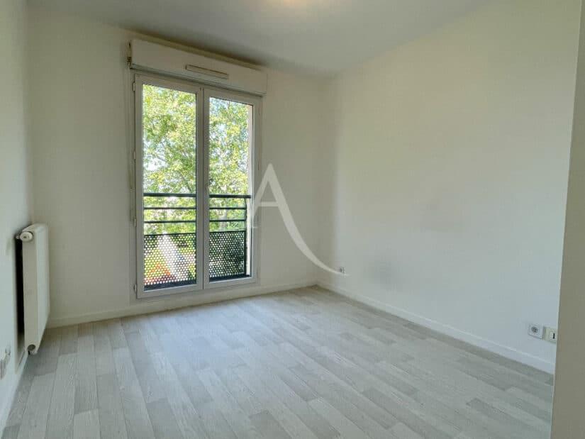 immobilier neuf alfortville: 3 pièces 60 m², 2° chambre à coucher lumineuse