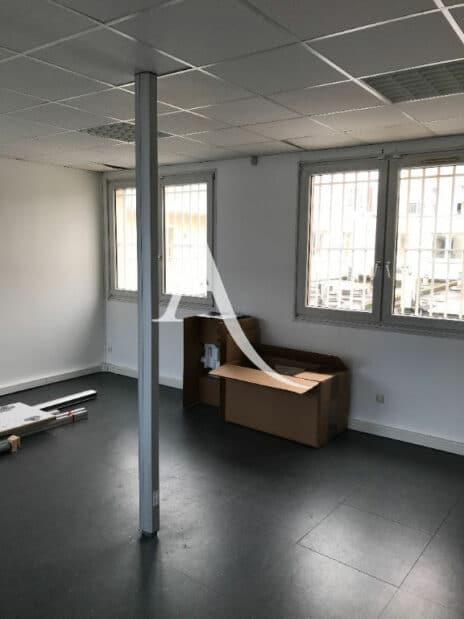 immobilier alfortville: 2 pièces lumineuses de 104 m², 2° bureau de 35 m²