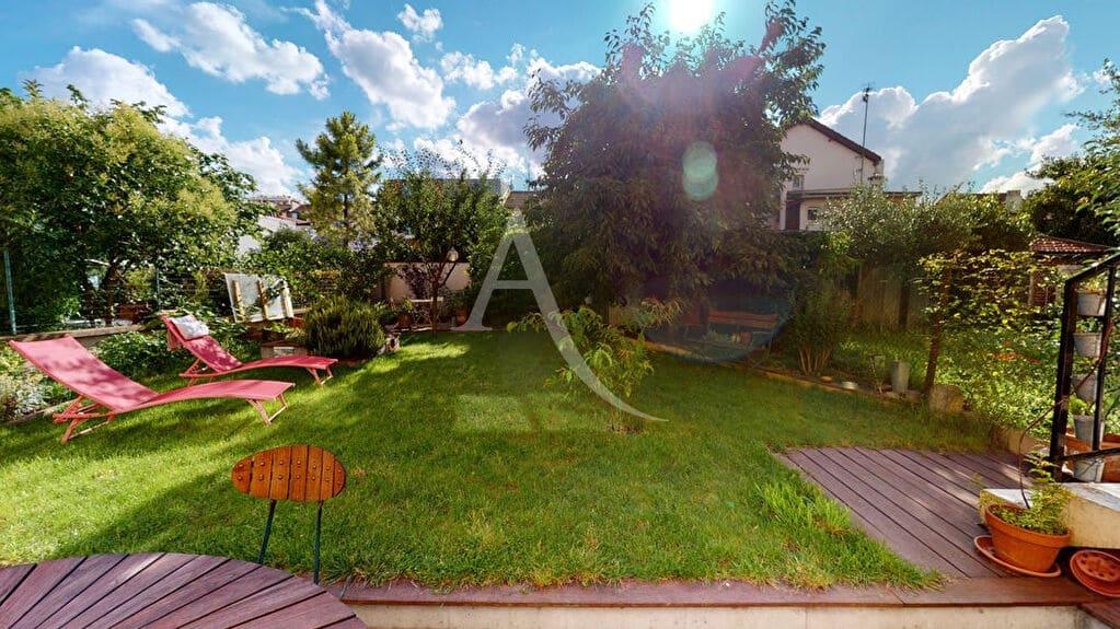 achat appartement alfortville: 5 pièces 111 m², avec jardin de 159 m²