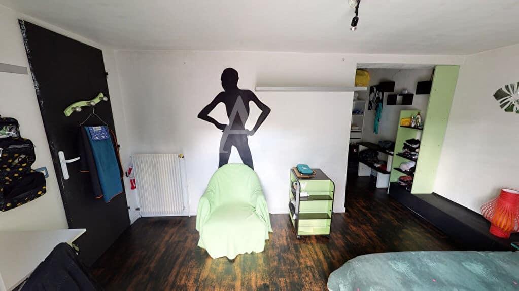 vendre appartement alfortville: 5 pièces 111 m², chambre 1 en rez de jardin