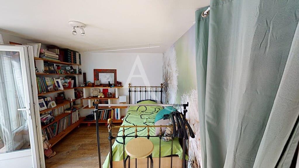 immo alfortville: vente duplex 5 pièces 111 m², chambre 3 en rez de jardin accès terrasse
