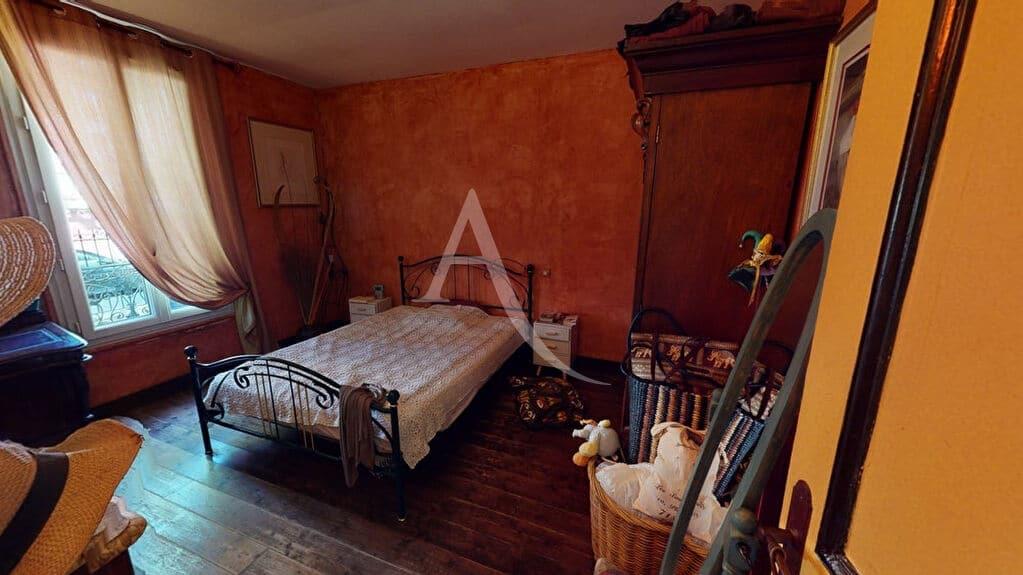 immobilier alfortville: 5 pièces 111 m², chambre 4 à l'étage