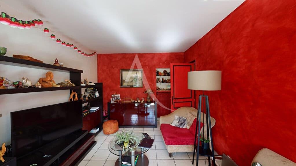 adresse alfortville: vente duplex 5 pièces 111 m², jardin 159 m², coin salon dans la pièce principale