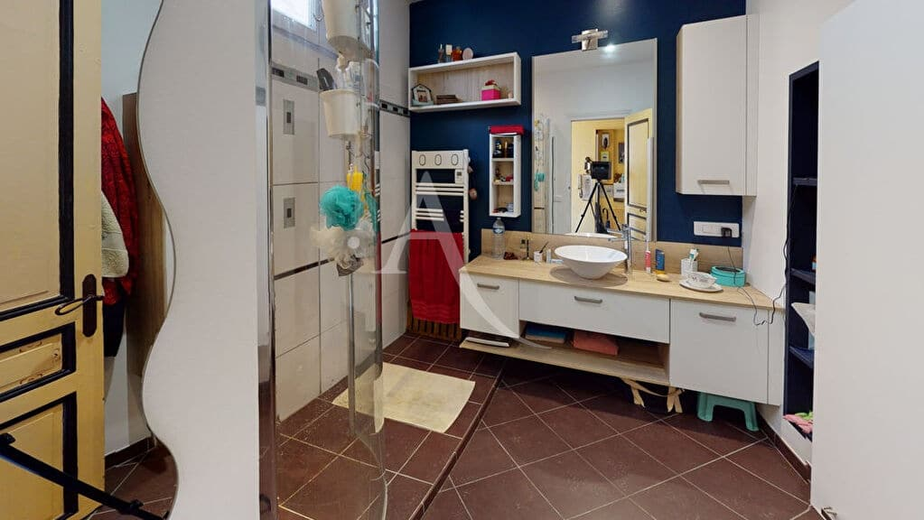 """direct immobilier alfortville: 5 pièces 111 m², salle d'eau avec douche """"romaine"""""""