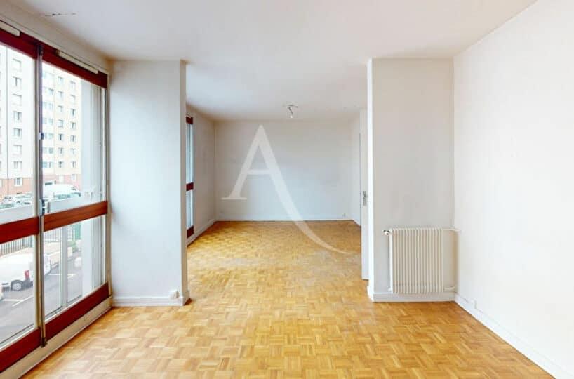 achat appartement alfortville: 2 pièces ouvertes 34 m² dans résidence calme et sécurisée avec cave, à 10 minutes du métro créteil