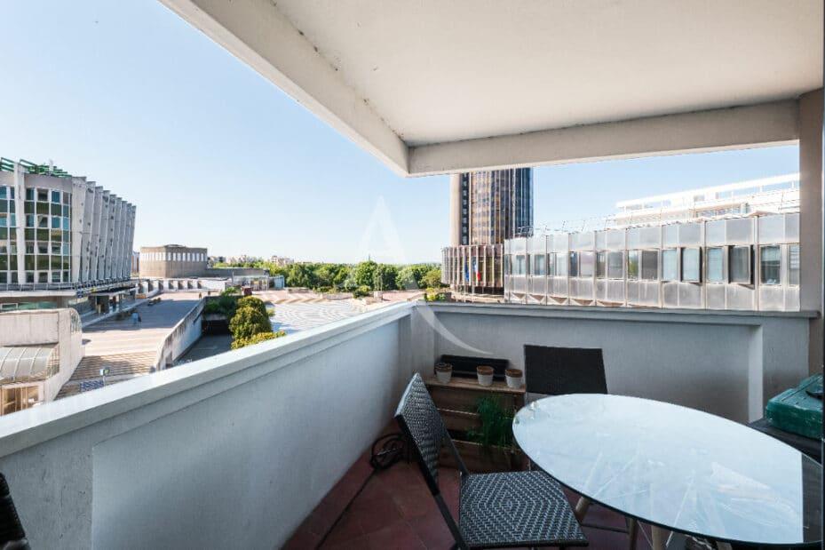 agence immobilière 94: 4 pièces 83 m², joli balcon couvert et aménagée
