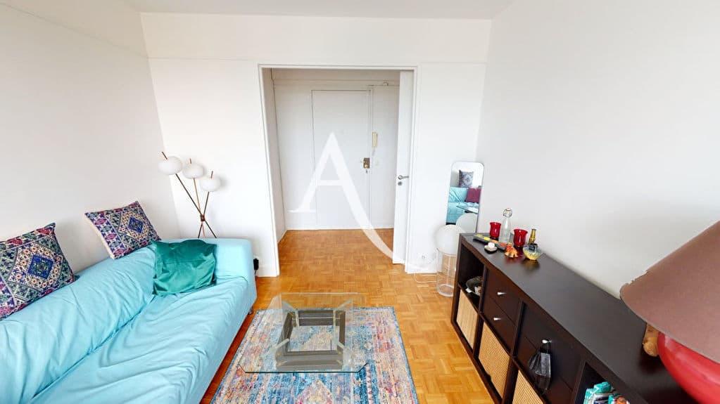 alfortville vente appartement: 2 pièces 41 m², séjour lumineux accès chambre, cuisine séparée, entrée