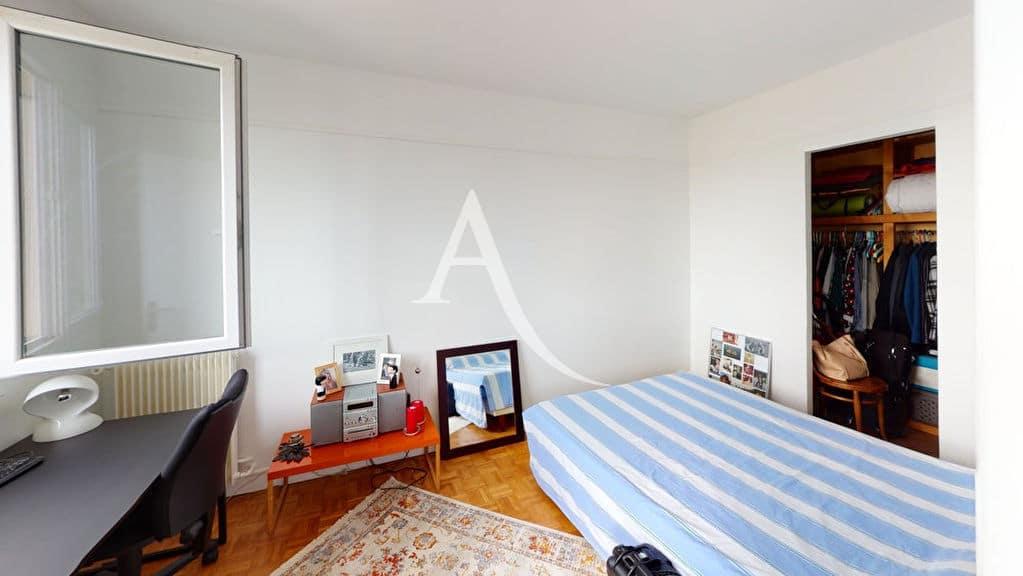 immobilier neuf alfortville: 2 pièces 41 m², chambre à coucher