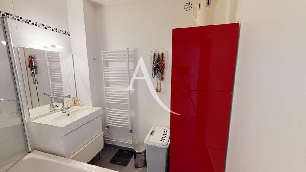 estimation appartement alfortville: 2 pièces 41 m², salle de bain avec wc séparés