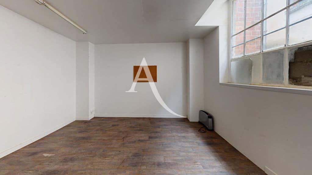 achat appartement alfortville: atelier 2 pièces atelier 48 m² à rafraichir