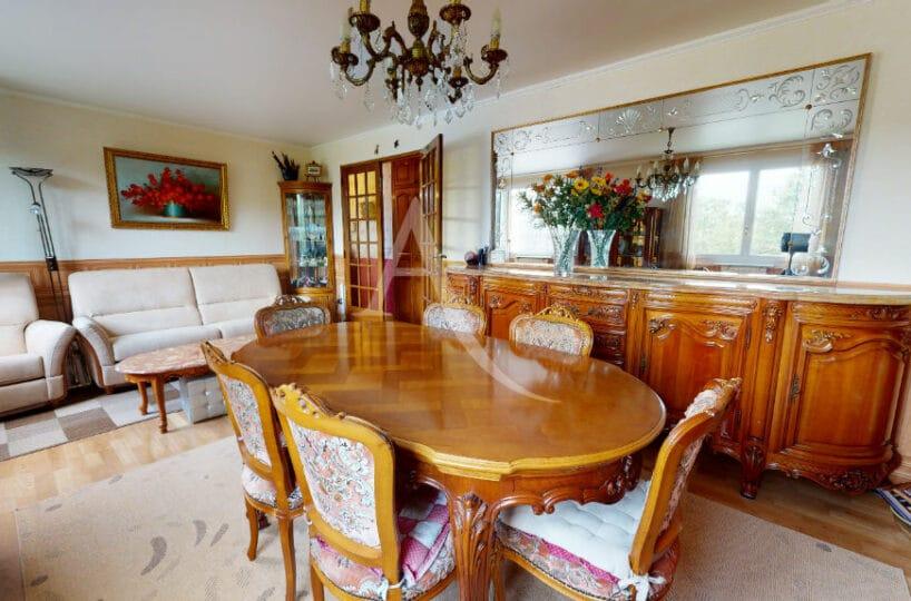 achat appartement alfortville: 4 pièces 68 m², exposition est / ouest