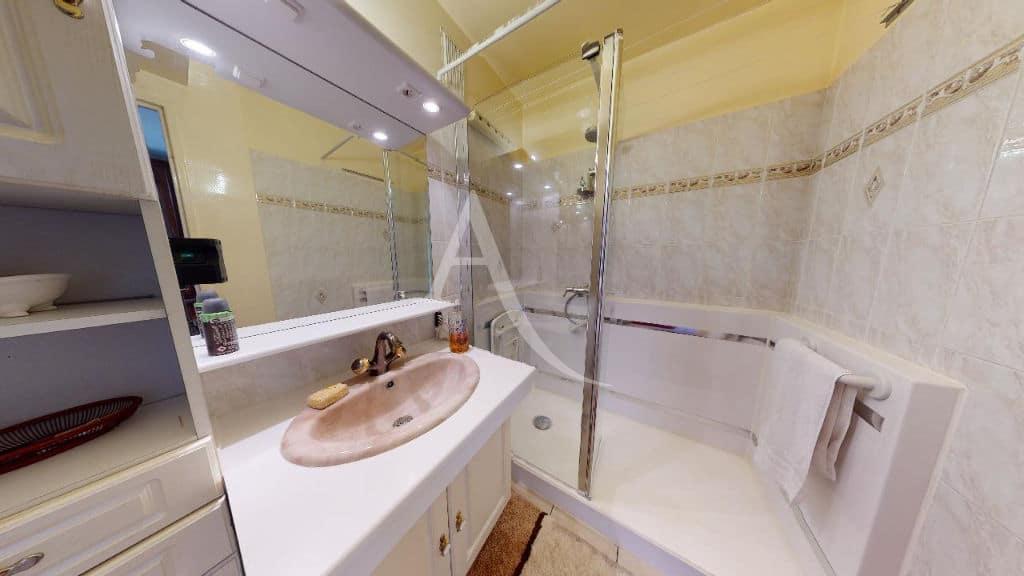 appartement à vendre à alfortville: 4 pièces 68 m², salle d'eau avec douche à l'italienne