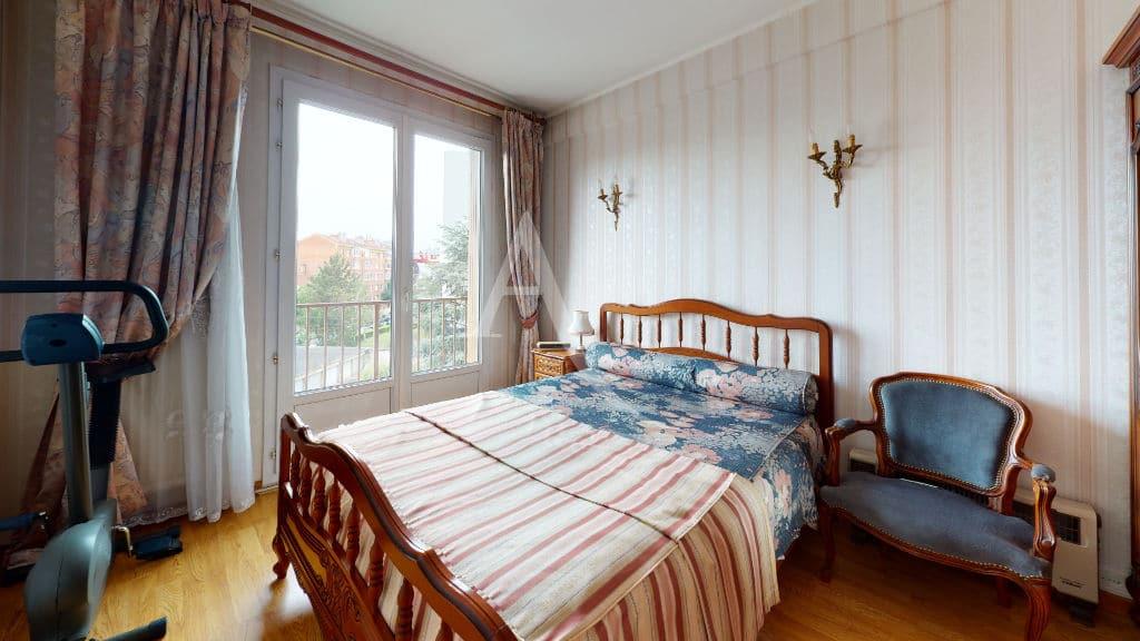 alfortville vente appartement: 4 pièces 68 m², première chambre avec exposition ouest