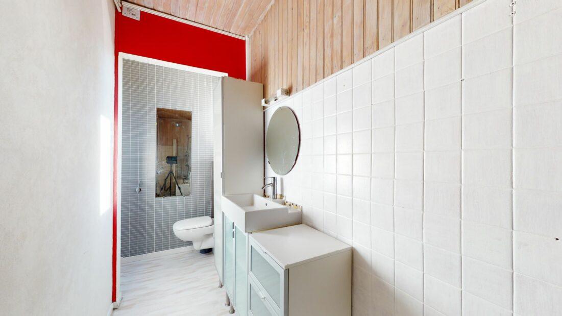 location maisons alfort ecole veterinaire: 3 pièces 52 m², salle de bains claire, avec wc