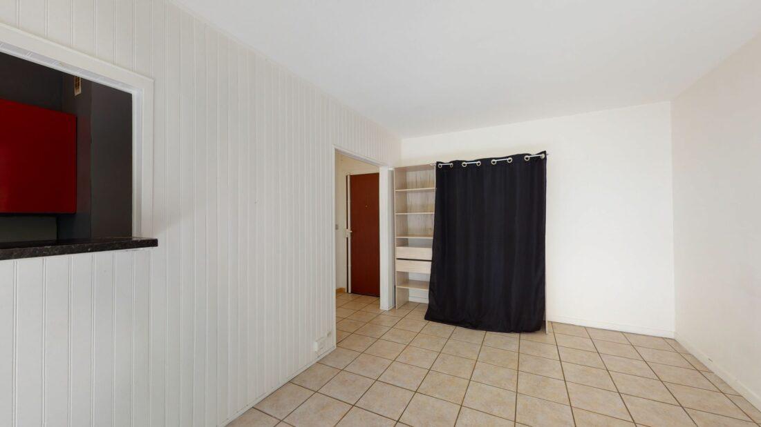 agence immo maisons-alfort: 2 pièces 37 m², séjour avec cuisine américaine