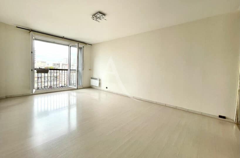 agence immo charenton le pont: 3 pièces 70 m², au 6e étage (asscenseur) d'une petite résidence
