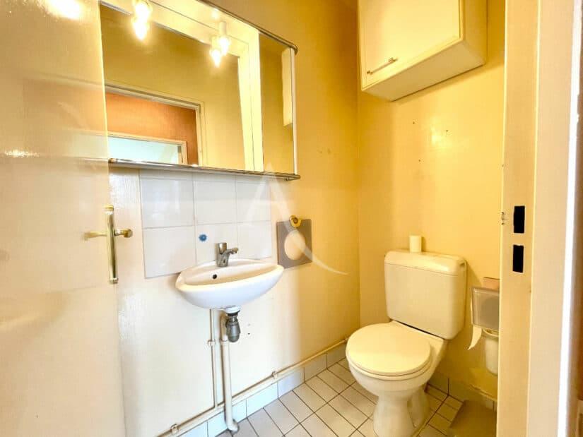 agences immobilières charenton le pont: 3 pièces 70 m², wc séparés avec lave-mains
