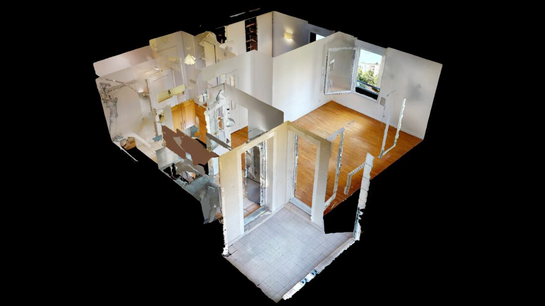 location appartement charenton le pont 94220: 2 pièces 44 m², visite virtuelle en ligne