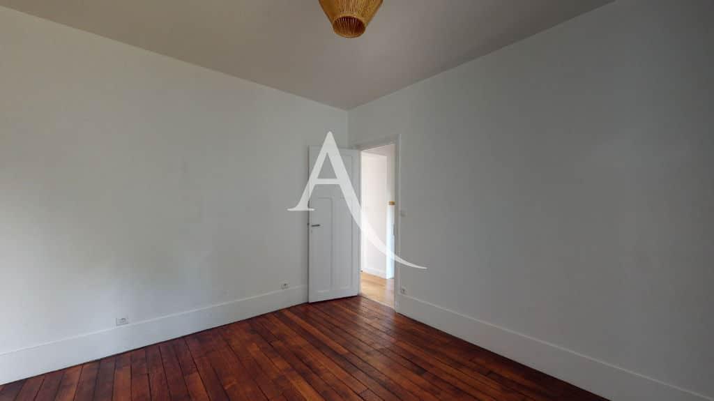 location maisons alfort ecole veterinaire: 3 pièces 53 m², seonde chambre avec vue jardin