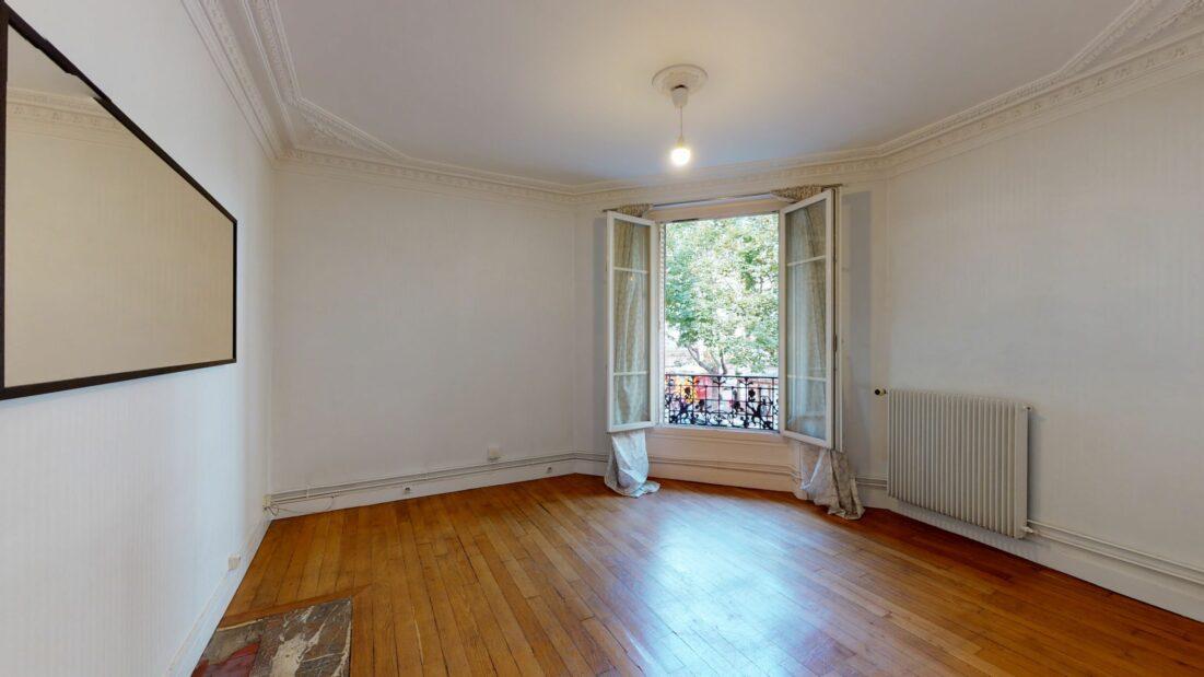 agence immobilière maison alfort: 3 pièces 53 m², excellent état avec parquet dans le séjour et les chambres