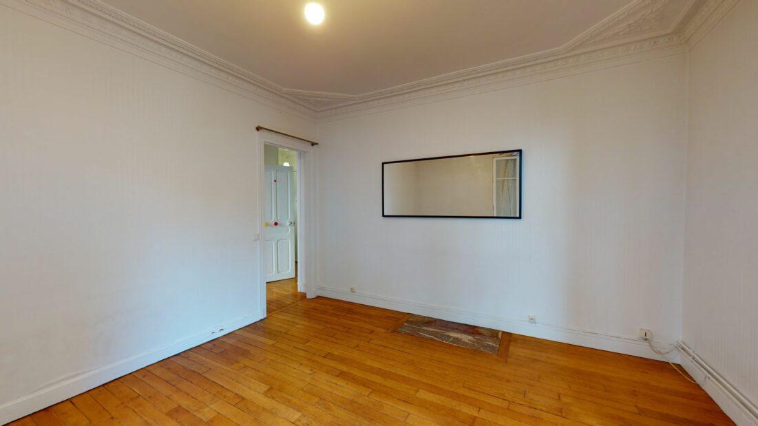 agence immo maisons-alfort: 3 pièces 53 m² à louer, chambre parentale