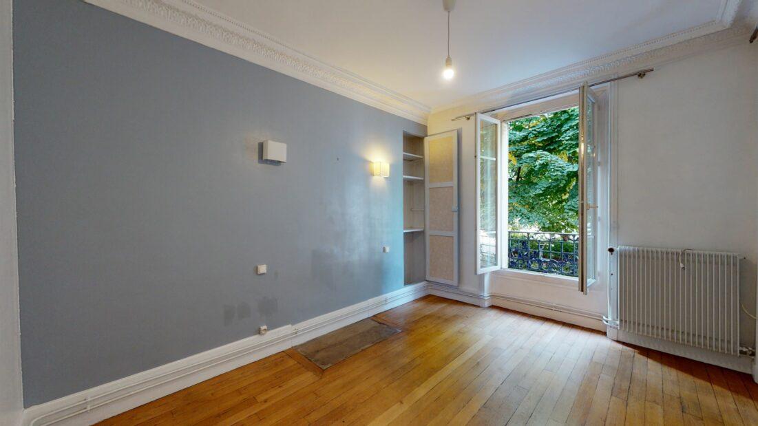 agence immobilière maison alfort: 3 pièces 53 m² au 1er étage avec dressing et cave