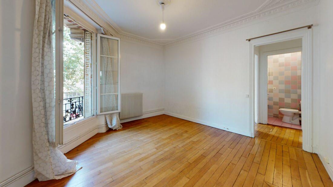 agence immo maisons-alfort: 3 pièces 53 m², à 100 m de la mairie  et à 2 pas des commerces