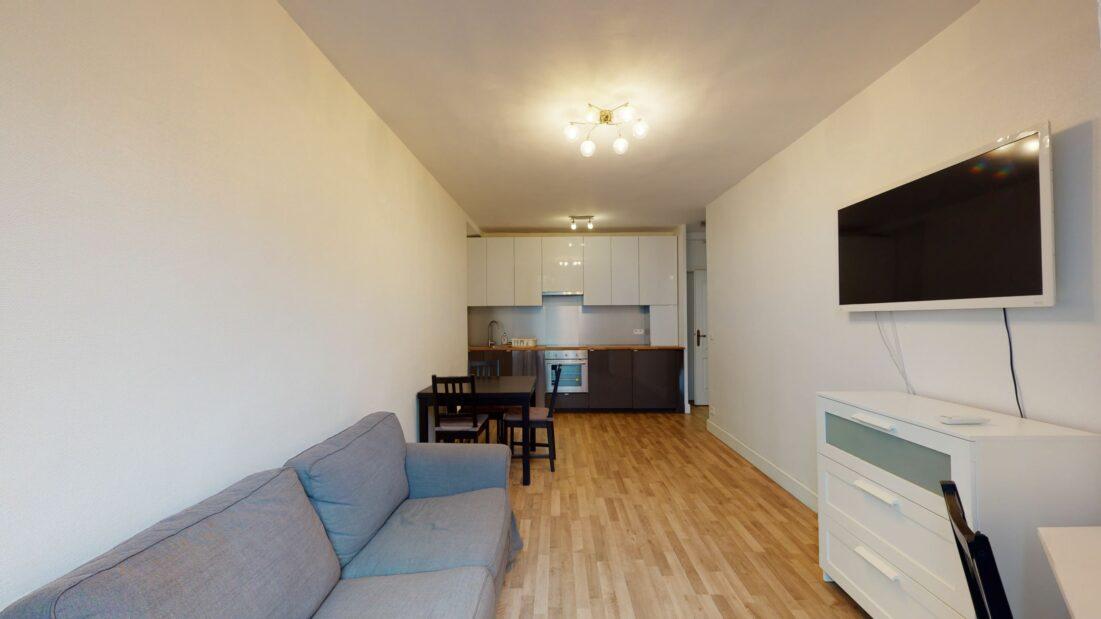 location appartement charenton le pont 94220: 2 pièces 32 m², séjour en parfait état