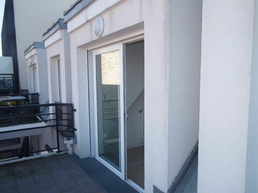 appartement alfortville location: 2 pièces 40 m², grand balcon accès séjour