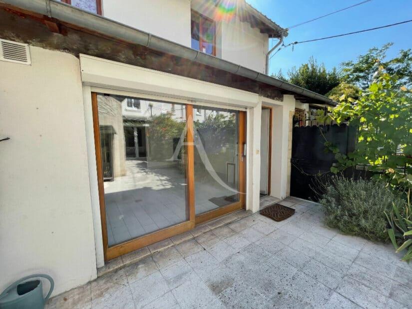 achat appartement maison alfort: 4 pièces 102 m², aperçu du studio attenant