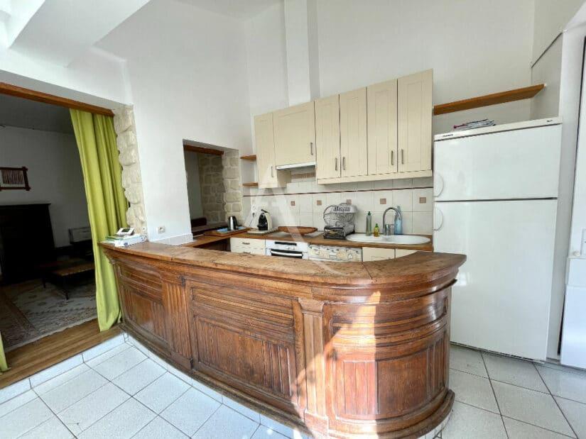 agence immo maisons alfort: appartement 4 pièces 102 m², avec cuisine ouverte équipée