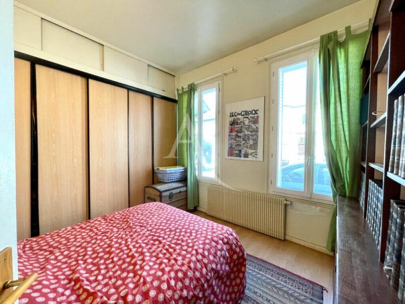 maison alfort vente appartement: 4 pièces 102 m², chambre avec penderie intégrée