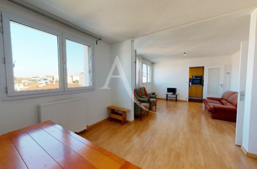 achat appartement alfortville: 4 pièces 65 m², au 3° étage avec ascenseur, proche toutes commodités