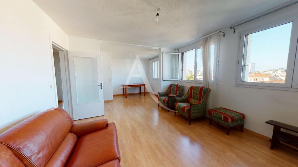 appartement a vendre alfortville: 4 pièces 65 m², double séjour de 25 m²