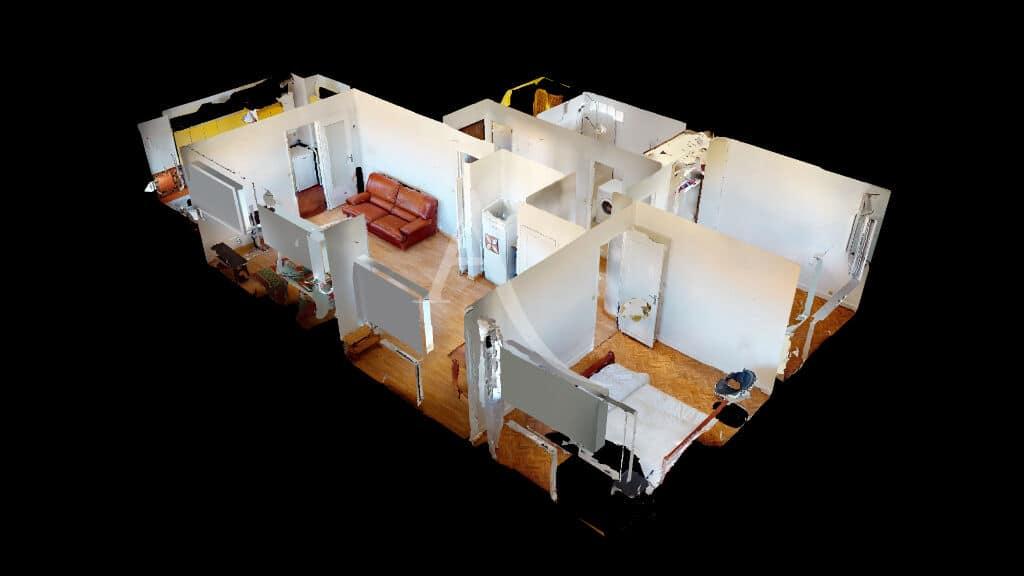 agence immo alfortville: 4 pièces 65 m², visite virtuelle en ligne