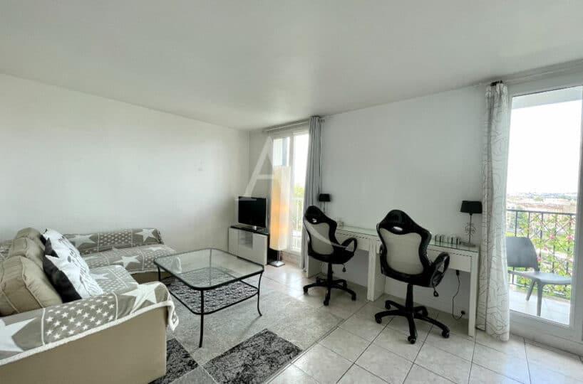 agence immo charenton le pont: 3 pièces 65 m² meublé, cave, avec possibilité parking